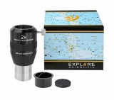 EXPLORE SCIENTIFIC Fokal Extender 2x 31.7mm/1.25    ppp