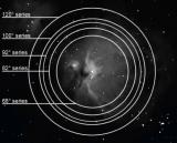 EXPLORE SCIENTIFIC 68° Ar Okular 20mm (1,25)   ppp