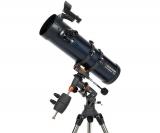 Celestron AstroMaster 130/650 mm Newton Teleskop mit Nachführmotor   ppp