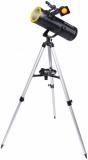 BRESSER Solarix AZ 114/500 Carbon Design Teleskop Starter Set   ppp
