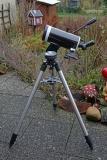 Sky-Watcher Skymax-127 Maksutov Teleskop auf der AZ4 Stahl Montierung