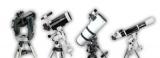Einsteiger Anfänger Profis - Das richtige Teleskop für Sie