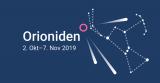 Orioniden Sternschnuppennacht 2019