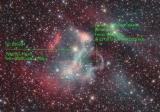 Unser Sternenfreund Marcel Drechsler hat eine einmalige Entdeckung gemacht.
