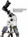 Thema : Montierungen zum Einstieg in die Astrofotografie.