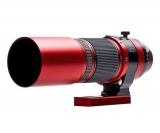 William Optics RedCat 51 Gen. 1.5 Flatfield APO bis Vollformat 51/250 mm f/4,9 Flatfield Tele für Fotografie