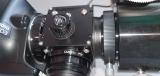 Baader FlipMirror II (BFM II Klappsoiegel) mit kurzem Lichtweg adaptiert