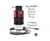 Daystar Instruments QUARK H-Alpha Filtersystem für Sonnenoberfläche / Granulation