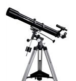 1. Oster-Angebot :  Teleskop Skywatcher Evostar-90 auf der EQ-2