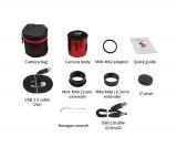 ZWO USB3.0 Farb Astrokamera ASI2400MC-PRO gekühlt, Chip D=43,3 mm  ppp
