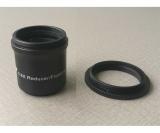 TS-Optics REFRAKTOR 0.8x Korrektor für ED & Apo mit 70-72 mm Öffnung