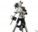 iOptron iEQ30 Pro parallaktische GoTo Montierung mit 1,75 LiteRoc Stativ -