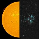 LUNT LS60MT/B600C Allround Teleskop für Sonnen + Sternenhimmel-Beobachtung