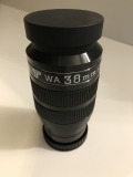 Gebraucht: TSWA38 TS WA38 ERFLE Weitwinkel Okular - 38mm - 2 - 70° Gesichtsfeld