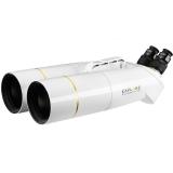 EXPLORE SCIENTIFIC BT-100 SF Großfernglas mit 62 Grad LER Okularen 20mm