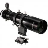 EXPLORE SCIENTIFIC 10x60 Sucher- und Leitfernrohr mit Helikalfokussierer, 1,25 Zoll- und T2-Anschluss
