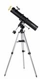 BRESSER Spiegelteleskop Galaxia 114/900 EQ-Sky mit Smartphone Kamera Adapter