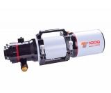 TS TSQ-100ED 100mm f/5,8 Quadruplet APO Refraktor mit Feldebnung