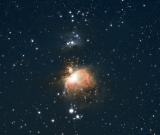 Astro-Foto mit dem Askar 180 FMA180 von M42 Orionnebel