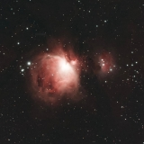 M42 Orionnebel mit ASKAR FMA180, ASI 533, Optolong L-Enhance Pro, AsiAir Pro und Star Adventurer