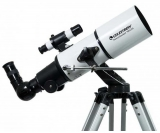 Celestron Powerseeker 80AZ Short 80mm f/5 Refraktor Teleskop mit Montierung