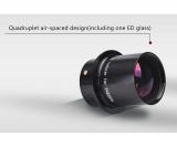 TS-Optics 2,5 0,8x Reducer und Flattener für Refraktoren bis 550 mm Brennweite