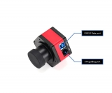TS 462C USB3.0 Farb-Astrokamera - CMOS-Sensor mit D=6,46 mm