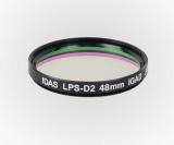 Hutech IDAS LPS-D2 Nebelfilter für Astrofotografie 2 M48 gefasst