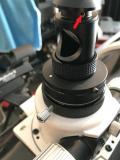 Justage eines Hotech Lasers