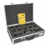 Baader Morpheus Okularsatz (komplett) 6 Okulare 4,5 6,5 9 12,5 14 17,5mm inkl. Koffer