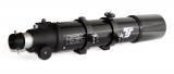 TS-Optics Starscope 80/600mm Refraktor - optischer Tubus mit Schellen