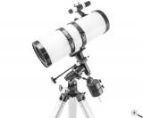 TS-Optics Megastar 1550 Einsteigerteleskop Newton 150/1400 auf EQ3-1 Montierung