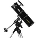 Teleskop Omegon 150/750 Newton auf EQ-4 mit Zubehör