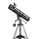 Teleskop Skywatcher Explorer-130 130mm 900mm Newton auf EQ2 Montierung mit Zubehör