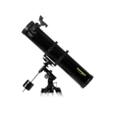 Teleskop Omegon 130/920 Newton auf EQ-2 mit Zubehör