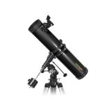 Teleskop Omegon N 130/920 Newton auf EQ-3 Montierung mit Zubehör