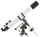 Teleskop Starscope 80/900 Refraktor auf EQ3-1 Montierung mit Zubehör