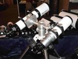 Altair Sabre AZ Montierung V2 für 2 Teleskope - die Alternative zur Giro