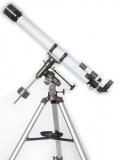 Teleskop Jupiter 70/900 Refraktor auf EQ3-1 mit Zubehör