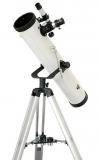 Teleskop Starscope 76/700 Newton mit Montierung, Stativ und viel Zubehör